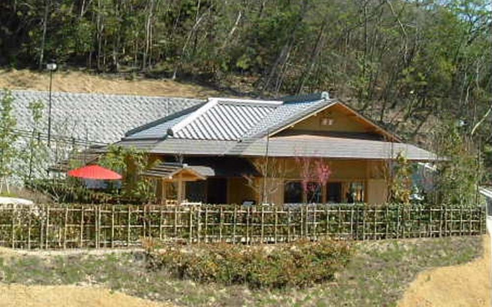 茶室(玄庵)
