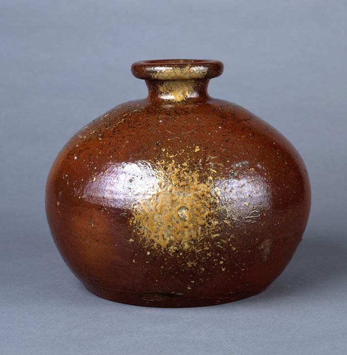 赤土部船酒壺